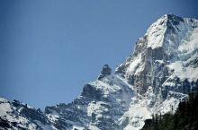 开了四天车,就为看下稻城亚丁的雪山