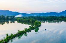 走进位于长江南岸的安徽省芜湖市繁昌县,你会发现这里风光秀丽、生态优美,人与自然和谐共处。