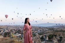 带你去看浪漫的土耳其 【格雷姆】5点半起床一路小跑到山顶,只为浪漫的这一刻~