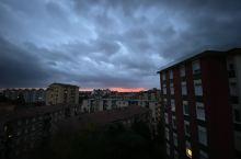 Bologna的日出