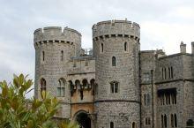 打卡尊贵的英伦温莎城堡。