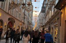 2019年12月28日游玩奥地利萨尔茨堡
