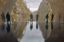 美丽的清津峡