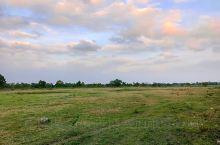 """生态乡社区的规划,吉安干城,今年持续优化了社区内""""50甲段""""的山、水自然景观草原一段更是傍晚走过,一"""