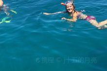 畅游太平洋,像美人鱼