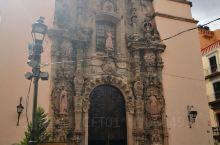 我在瓜纳华托圣母大教堂