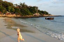 沙美岛欣赏日落最美的地方奥派海滩。