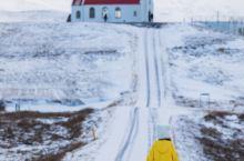 【面の旅行】冰岛超级适合拍人像的地方-西奈半岛 位于冰岛的西奈半岛,除了有世界闻名的摄影点--草帽山