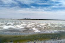 求锡林浩特至阿巴嘎旗路右边的这片盐湖的名字
