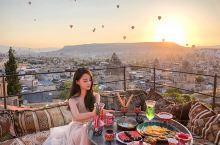 土耳其最适合看热气球的洞穴酒店推荐  土耳其第一站选择了去卡帕多奇亚看热气球,这次住的酒店都很满意,