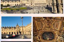 卢浮宫博物馆的名画
