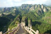 崀山风景区拍骆驼峰和辣椒峰。