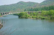 霍山佛子岭水库,春天景色不错!