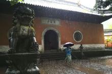 国清大寺,大气,应该慢慢的品味