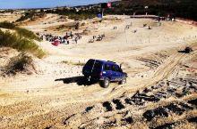库伦沙漠越野拉力赛,惊心动魄的勇敢者游戏!现场观赛,无比震撼!为每一位机车选手的自信、勇气和精湛技术