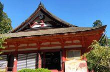 古都奈良去赏枫的密境。