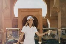 马拉喀什#高尔夫2