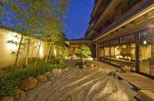古都下的潺潺暖流岚山温泉  岚山最出名的除了世界文化遗产天龙寺,就是半食宿的温泉旅馆。  岚山温泉属