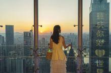 (免费打卡点)重庆上帝视角与地标合影  重庆爬楼不易,这个点也算是不用爬就能拥有上帝视角一揽山城城市