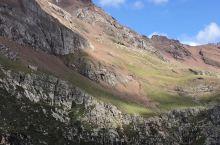 """དྭངས་གཙང་གི་ཞིང་ཁམས།  清澈的天空,湛蓝的的""""措通湖""""。  去年8月30号带上老"""