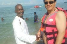 马六甲海峡马来老渔民。