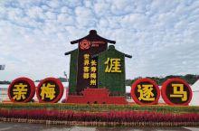2019世界客都长寿梅州马拉松赛,在梅州市梅县人民广场激情开跑!