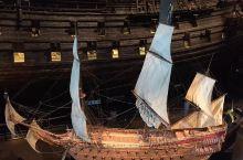 沉睡海底几百年的古船