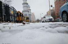 阿勒泰的初雪