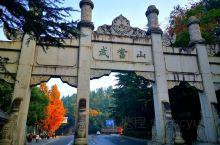琼台中观,现存庙房14间,建筑面积479平方米,建筑及遗址占地面积15000平方米。元代石殿在大殿右