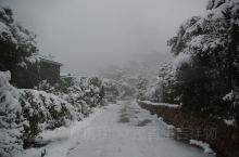 雪,裸心谷