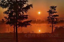【淳安秋景】 浙江淳安是著名的国家5A级风景区千岛湖所在地。因新安江水电站而闻名于世。 淳安因千岛湖