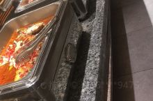 翠林水城的自助餐