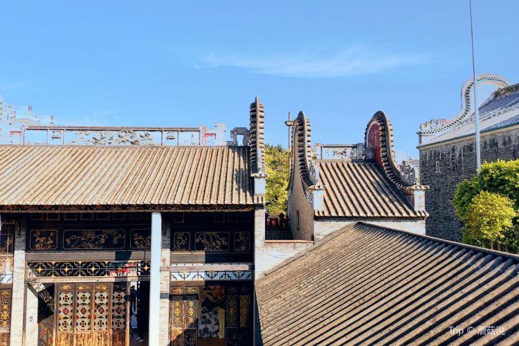 Huang Feihong Memorial Hall4