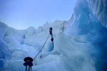 穿越冰川之旅,魅力无穷