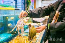 越到过年,螃蟹越肥,东海梭子蟹已是满壳红膏,沿海居民春节期间亲朋好友聚餐的必备佳肴。葱油梭子蟹能保持