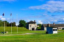 尼亚加拉古要塞与战争城堡。 位于安大略湖边,对岸是加拿大的多伦多。曾经是法国人占领区,要塞也由法国人