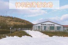 第一次学单板,计划的滑雪还是要去的! 这回去的是神农架国际滑雪场,争取明年打卡新疆!  早上8:00