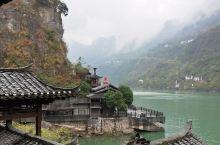 美丽的三峡美丽美景,水永远是那么的绿,人们是那么的朴实。