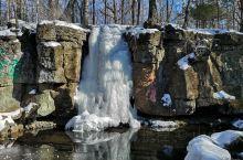魔界雪景,虽然雪不下了,但还是很不错的