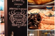 巴斯必吃的海鲜餐厅——The Scallop shell  巴斯这座小城,海鲜餐厅真的不多,能算得上