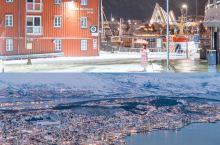 """挪威最美城市之一——北极之门特罗姆瑟  ⇢被称为""""北极之门""""的特罗姆瑟,是挪威北部最大的港口城市,也"""