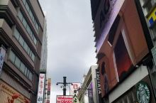 日本大阪~道顿崛美食街 2019年6月9日 大阪道顿堀美食街,有来自全日本的山珍海味,不论你想吃什么
