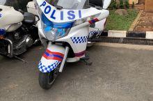 警察摩托好高级,BMW