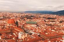 意大利2017之行第五站—佛罗伦萨俯瞰   佛罗伦萨是托斯卡纳大区的首府,这里是文艺复兴的发源地和近