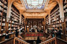 葡萄牙旅行 | 不能错过的高颜值魔法书店~  莱罗书店在港口城市波尔图市中心,是葡萄牙最古老的书店,