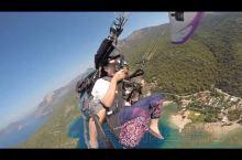 土耳其🇹🇷费特希耶|旅行清单🧾2000米滑翔伞🪂BGM:Staring At You (Diane