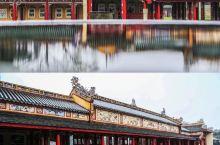 我对越南最深刻的记忆大概就属顺化皇城了吧。顺化皇城始建于1802年,是统一后的越南首都。在阮氏王朝时