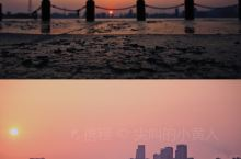 夕阳 厦门又一夕阳观景点 晴天的厦门,每天的夕阳都能给你带来惊喜,为这座文艺城市,画上每天完美的句号