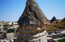 卡帕多奇亚的精灵烟囱,火山喷发形成的奇特地貌