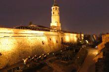 塞尔维亚贝尔格莱德卡莱梅格丹城堡,融汇古罗马、奥匈帝国建筑风格